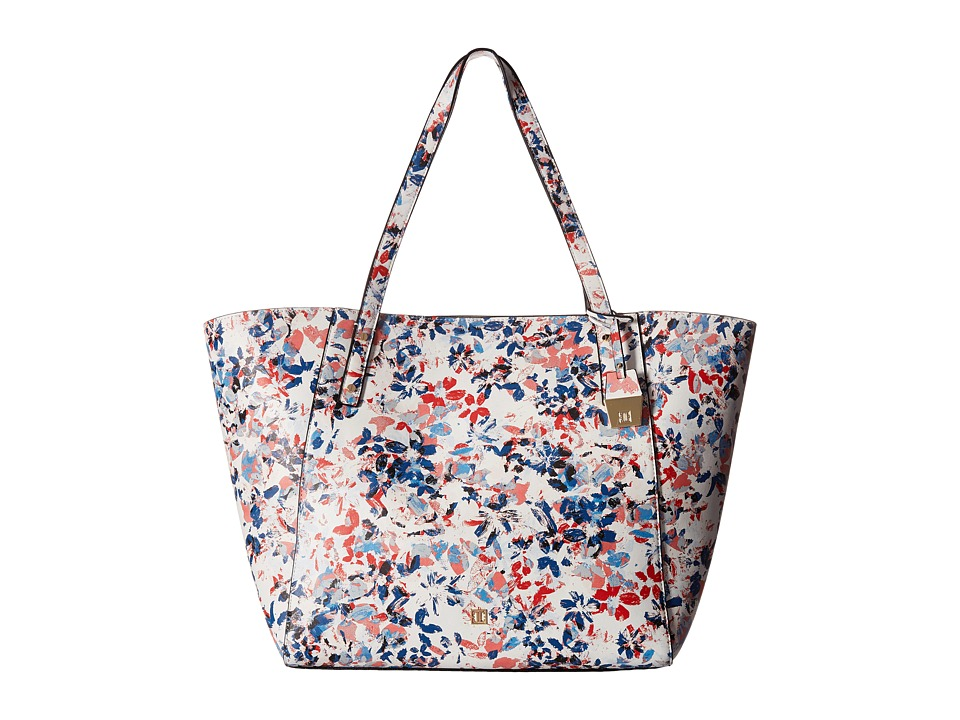 Ivanka Trump - Alexey Large Seasonal Shopper (Stencil Flower) Handbags