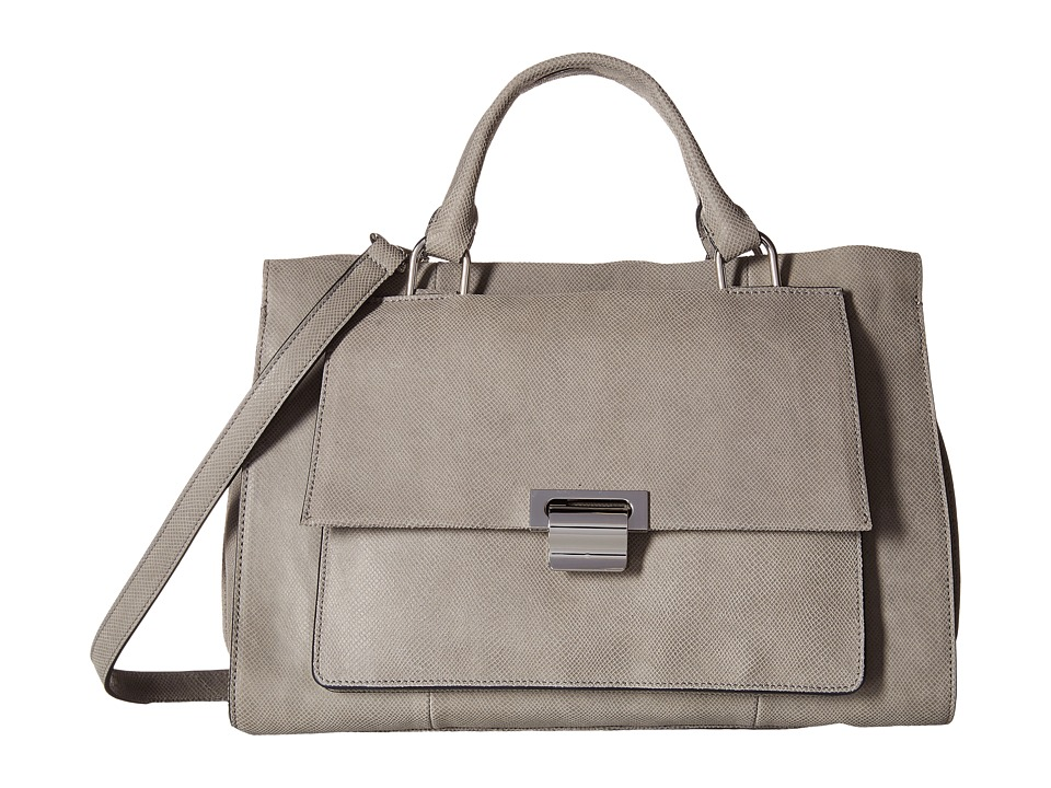 Ivanka Trump - Turner Briefcase Satchel (Stone) Satchel Handbags