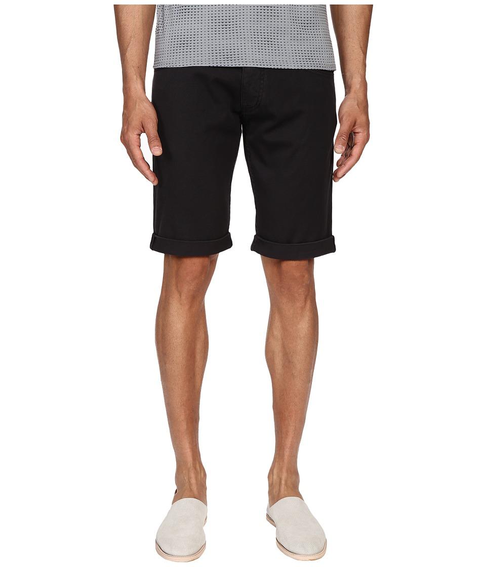 Armani Jeans - Slim Shorts (Blue) Men's Shorts