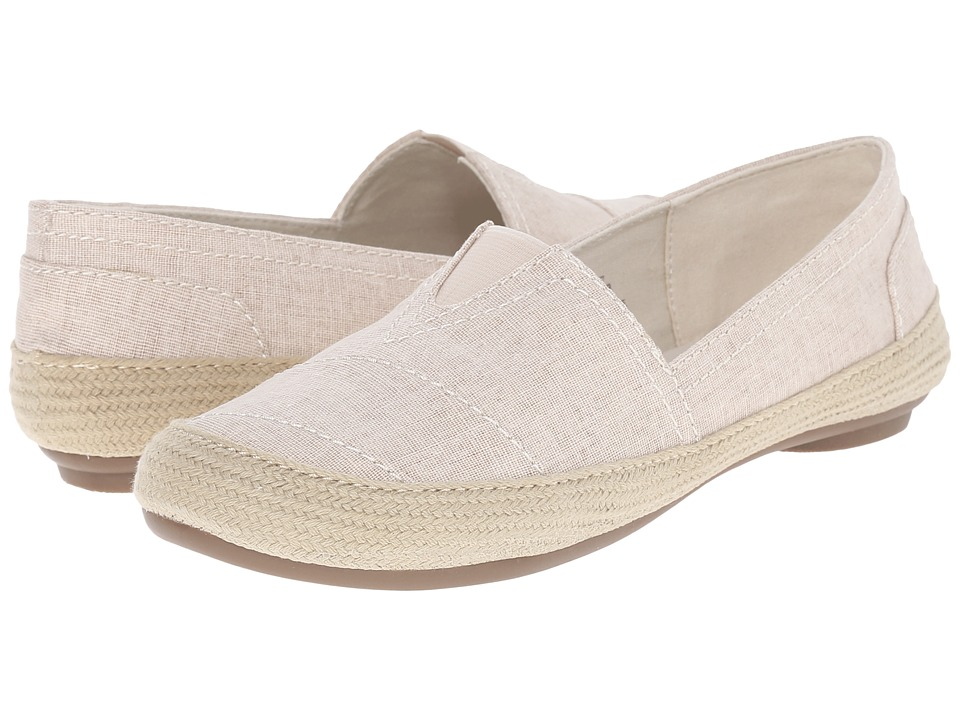 Nine West - Gilboy (Light Natural Canvas) Women's Flat Shoes