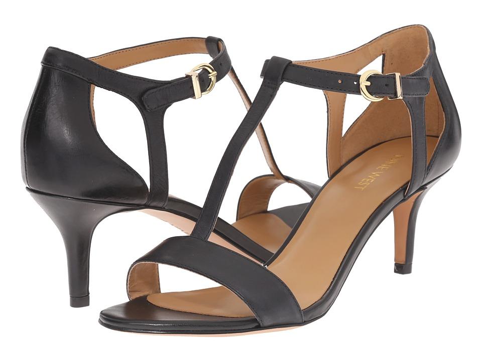 Nine West - Grand (Black Leather) Women's Shoes