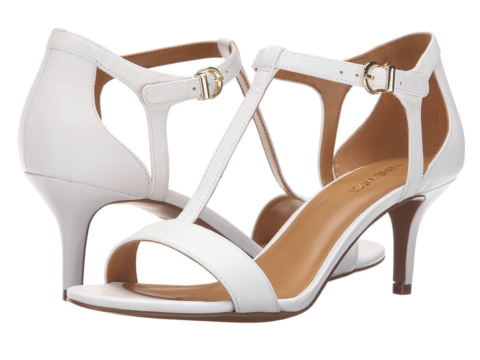 Nine West - Grand (White Leather) Women's Shoes