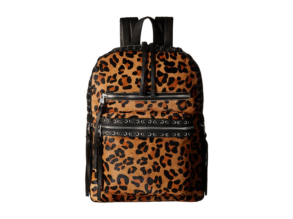 ASH - Billy Large Backpack (Leopardo/Black) Backpack Bags