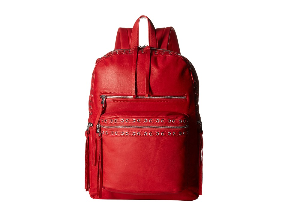 ASH - Billy Large Backpack (Red) Backpack Bags