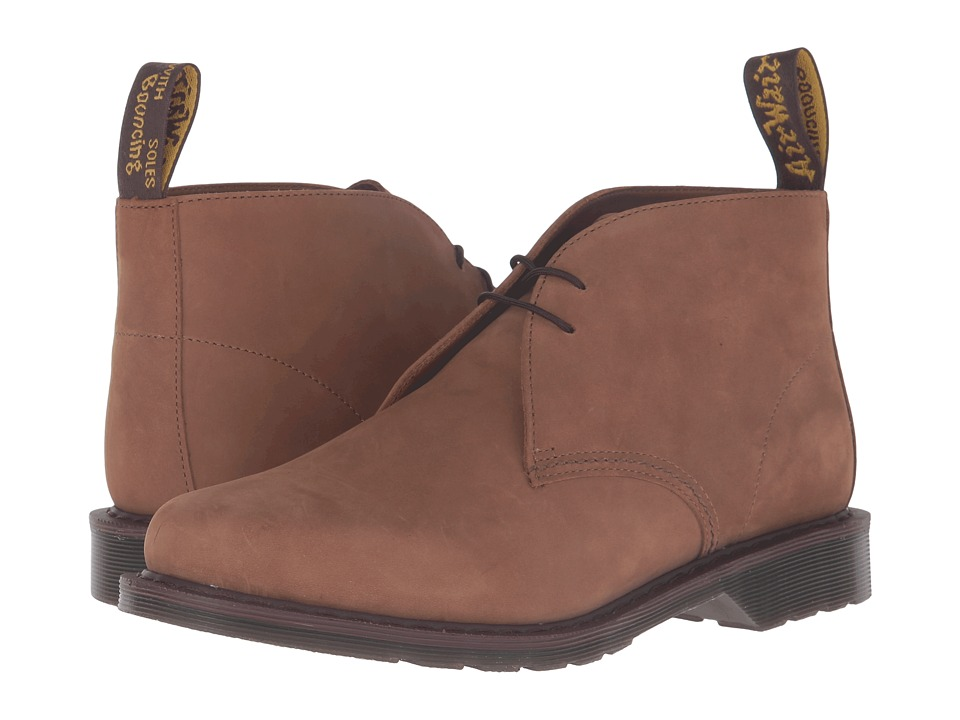 Dr. Martens - Sawyer Desert Boot (Nut Kaya) Lace-up Boots