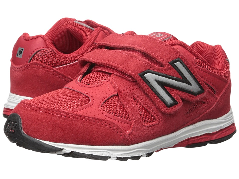 New Balance Kids 888 (Infant/Toddler) (Red/Black 2) Boys Shoes