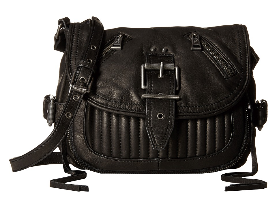 ASH - Trix Crossbody (Black) Cross Body Handbags