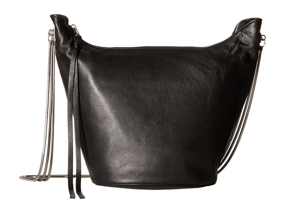 ASH - Phoebe Crossbody (Black) Cross Body Handbags