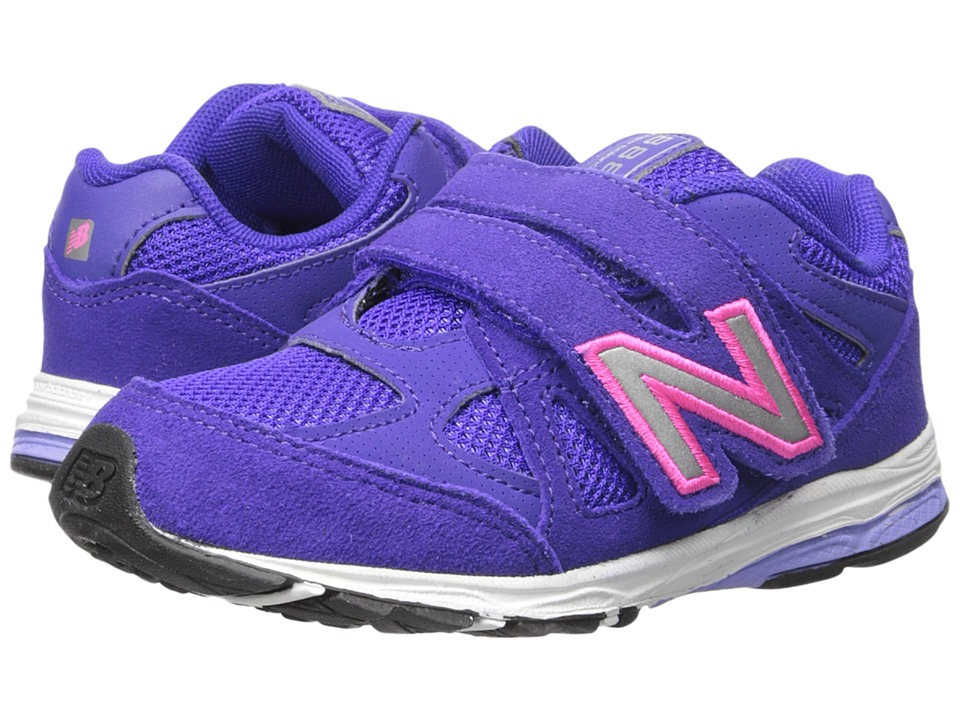 New Balance Kids 888 (Infant/Toddler) (Purple/Pink 2) Girls Shoes