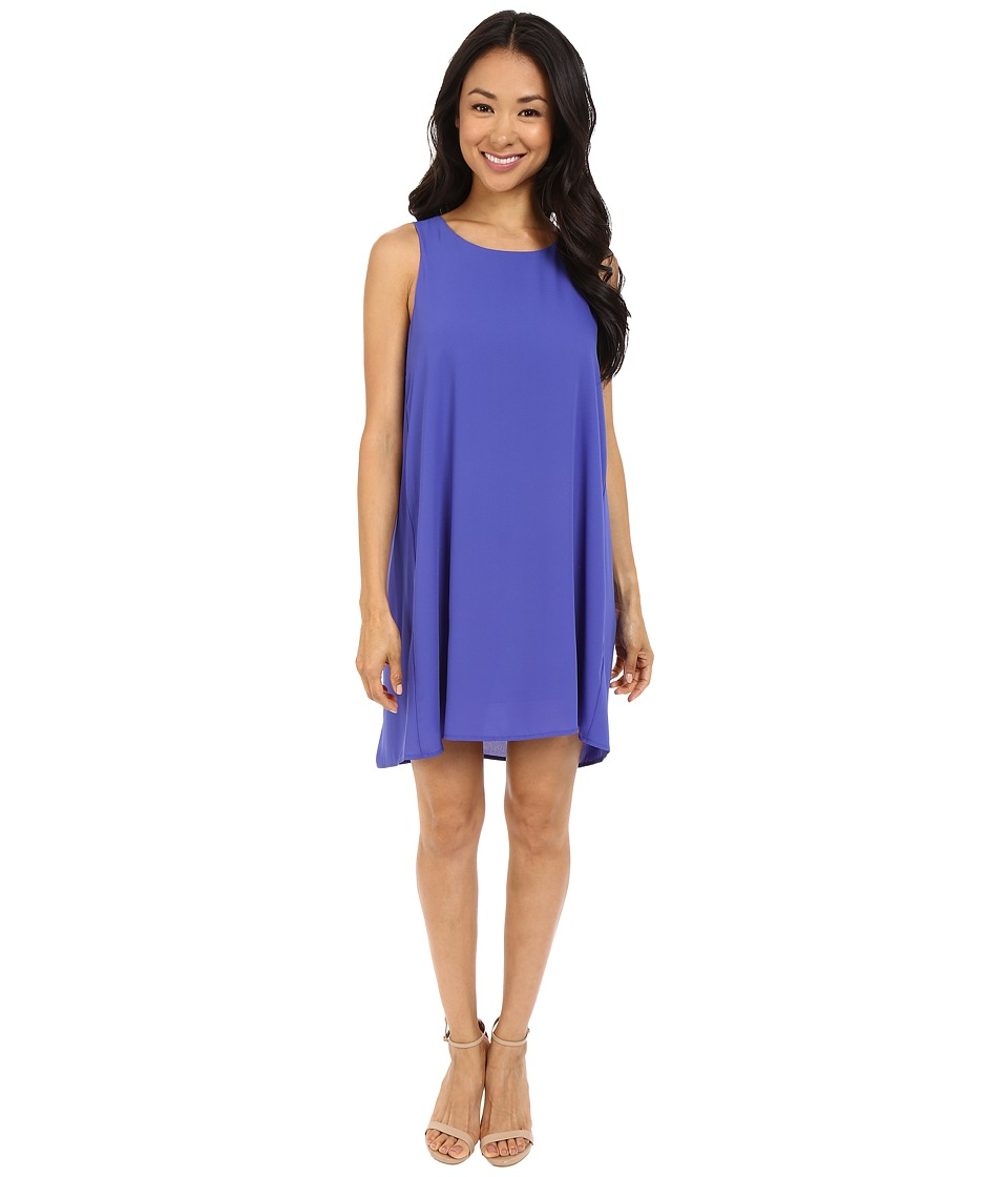 Brigitte Bailey - Wren Tank Dress with Open Back (Royal) Women's Dress