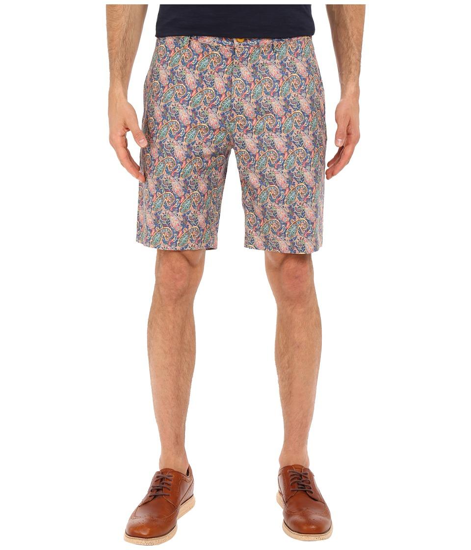 Robert Graham - Lake Havasu Woven Shorts (Blue) Men's Shorts