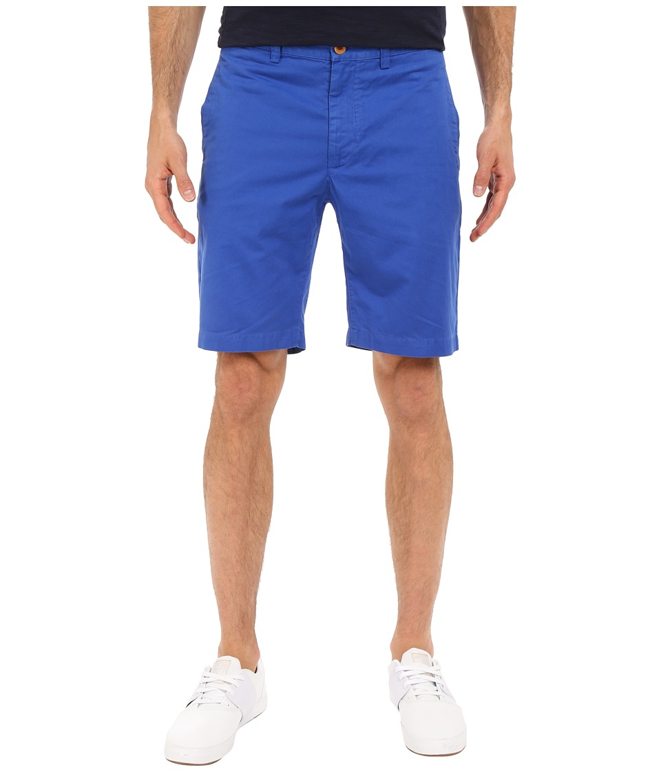 Robert Graham - Journeyman Short (Royal) Men's Shorts