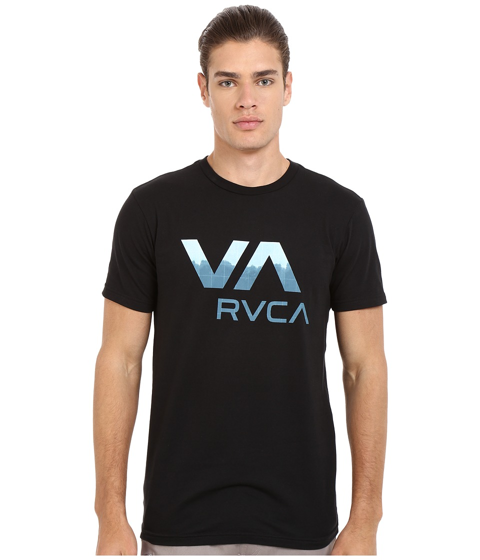 RVCA - Quick Dip Va Tee (Black) Men