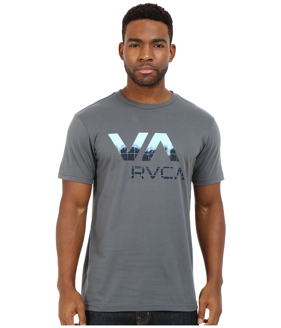 RVCA - Quick Dip Va Tee (Pavement) Men