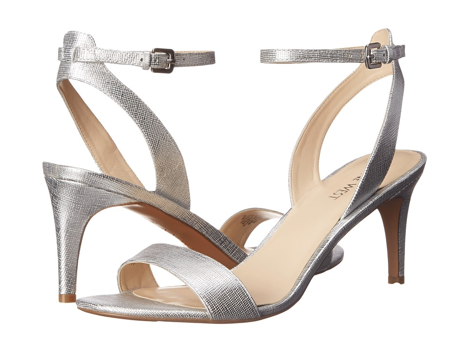Nine West - Jazz (Silver Metallic) Women's Shoes