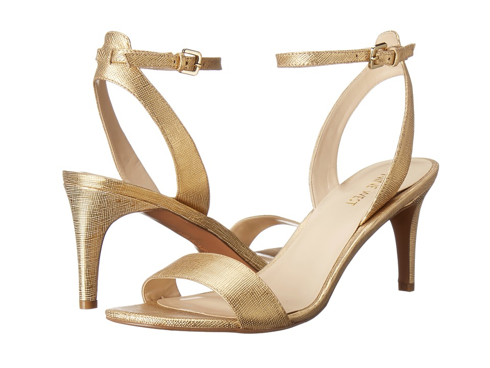 Nine West - Jazz (Gold Metallic) Women's Shoes