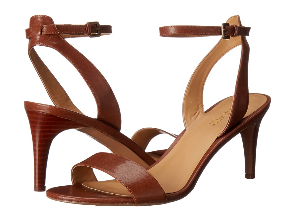 Nine West - Jazz (Brown Leather) Women's Shoes