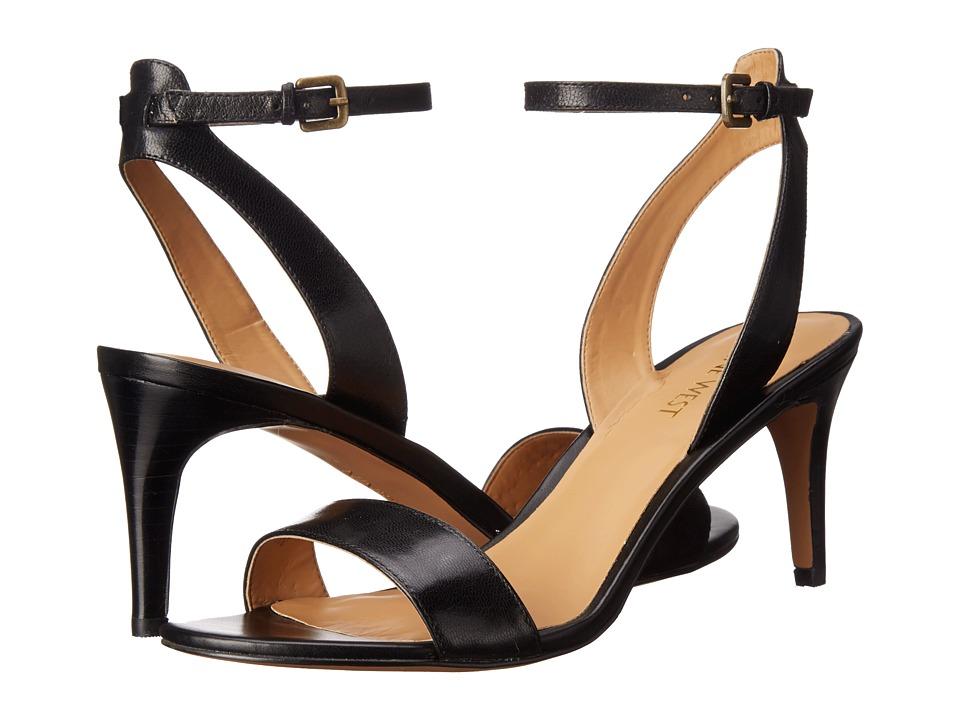 Nine West - Jazz (Black Leather) Women's Shoes