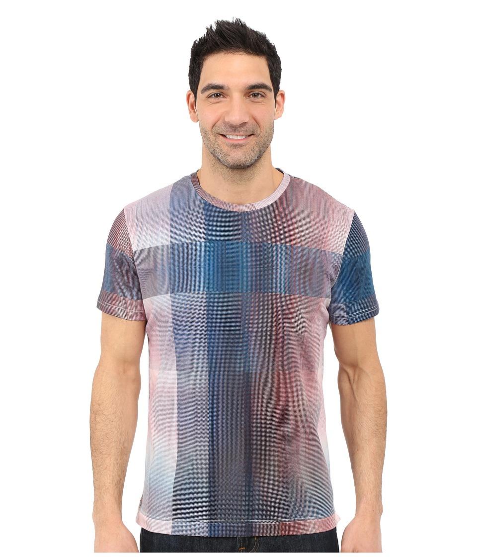 Robert Graham - Sandy Shores Tee (Multi) Men's Short Sleeve Pullover