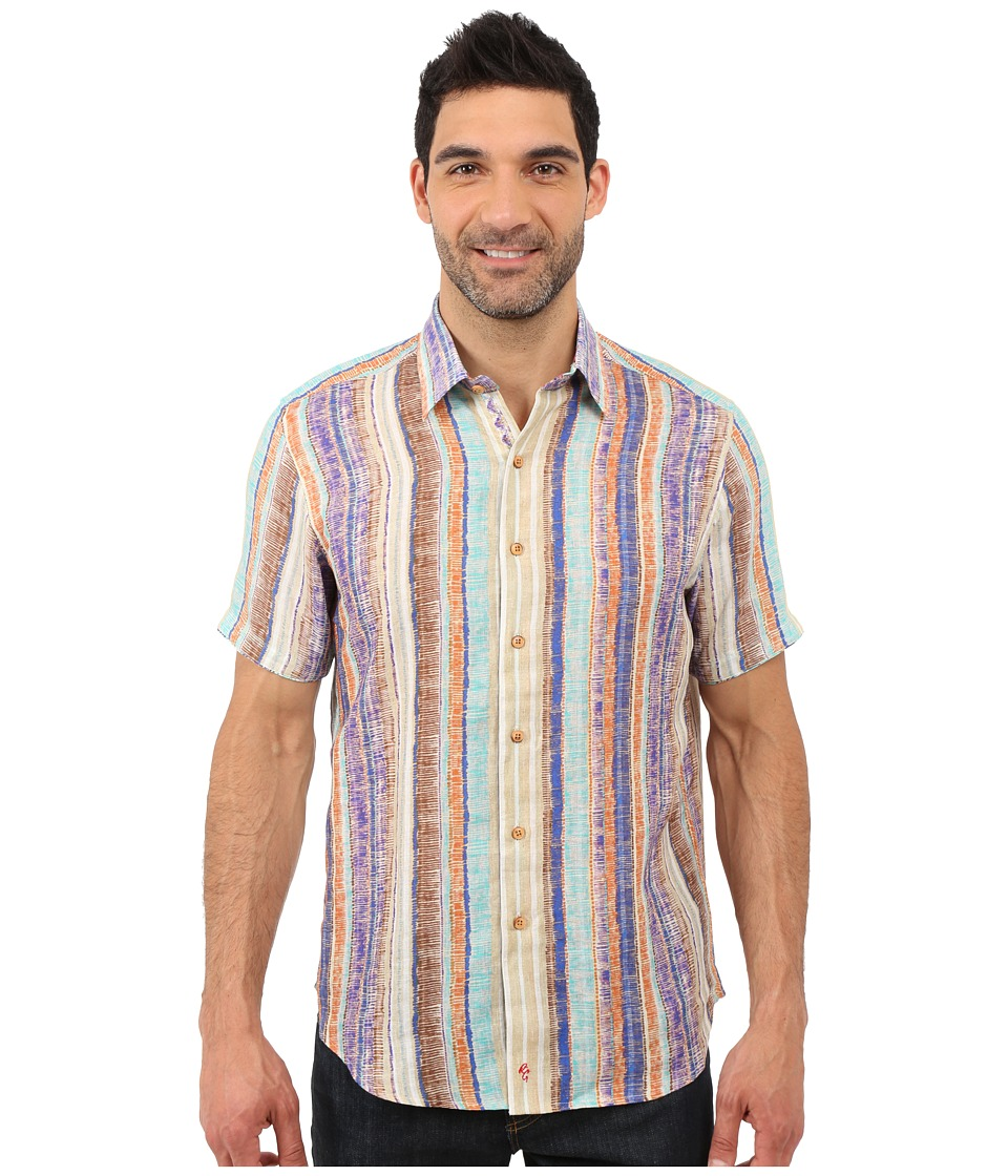 Robert Graham - South Dakota Short Sleeve Shirt (Multi) Men's Short Sleeve Pullover