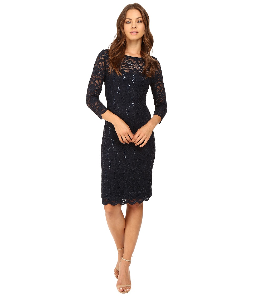 rsvp Victoria Stretch Lace Dress