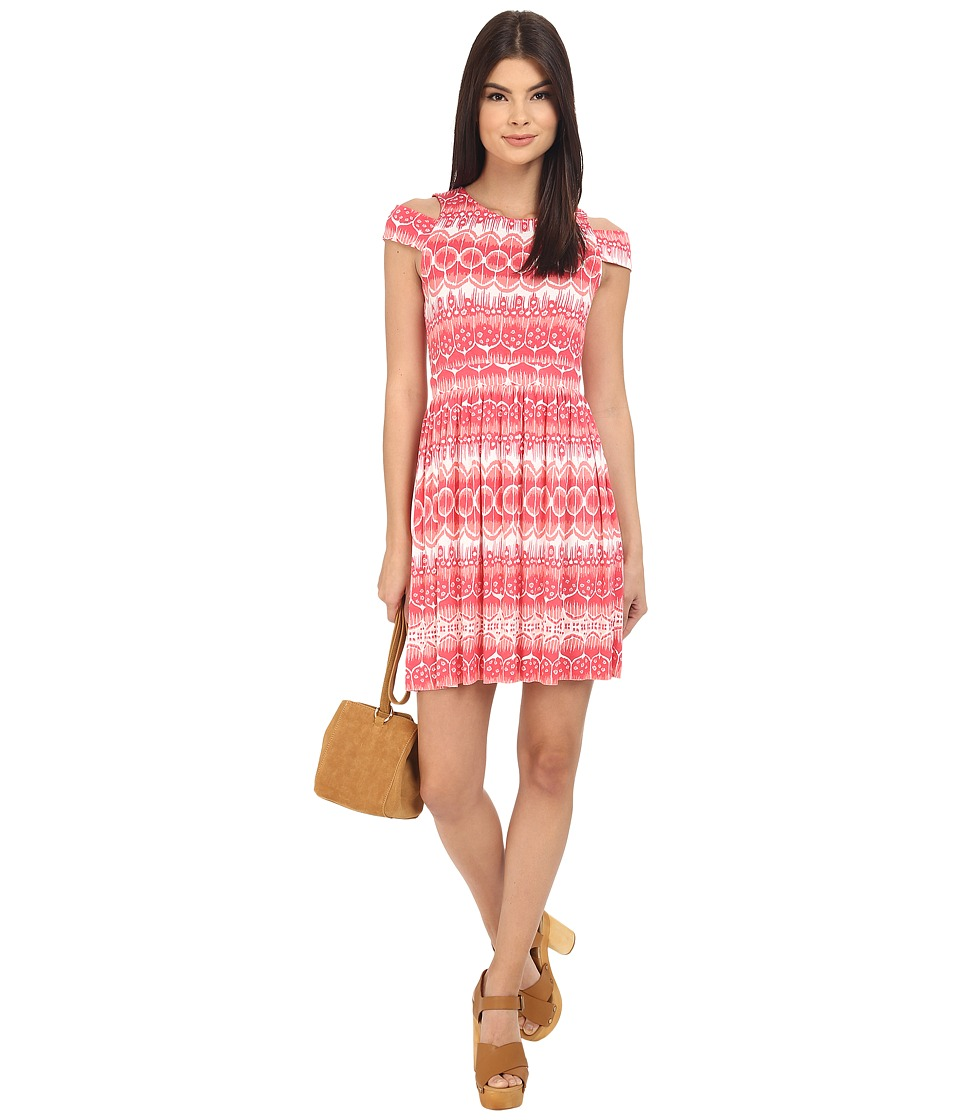 Clayton - Devon Dress (Coral Dream) Women's Dress