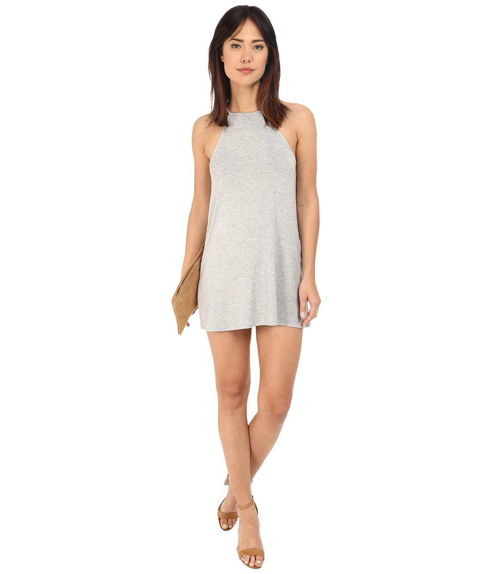 Clayton - Olympia Dress (Heather Grey) Women's Dress
