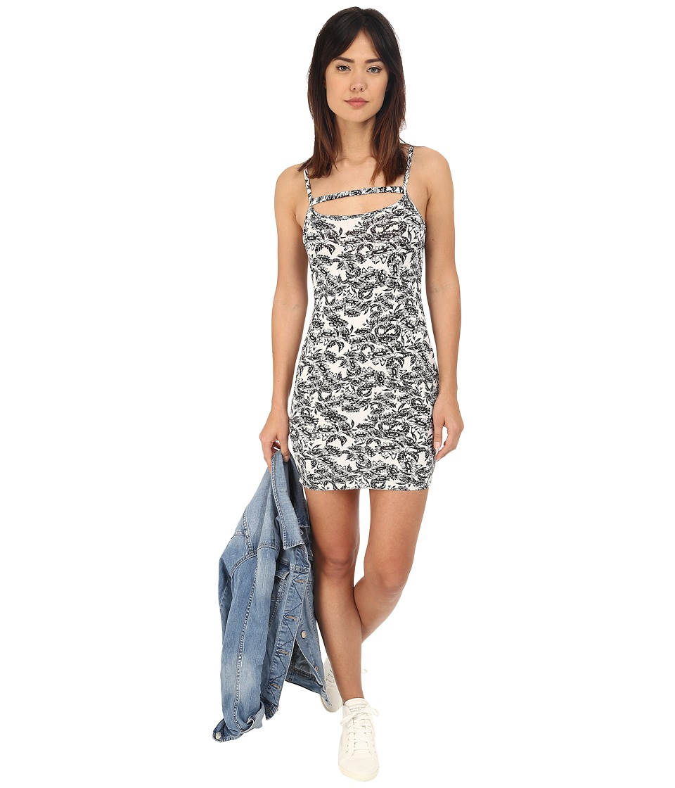 Clayton - Arizona Dress (Black Sunflower) Women's Dress