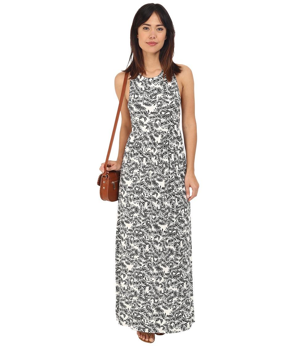 Clayton - Elin Dress (Black Sunflower) Women's Dress
