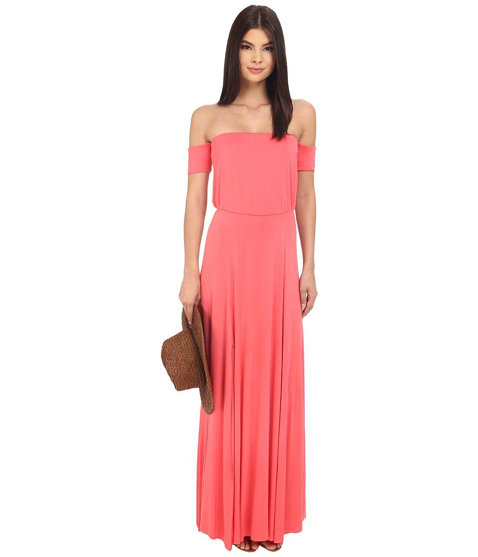 Clayton - Margaret Dress (Coral) Women's Dress