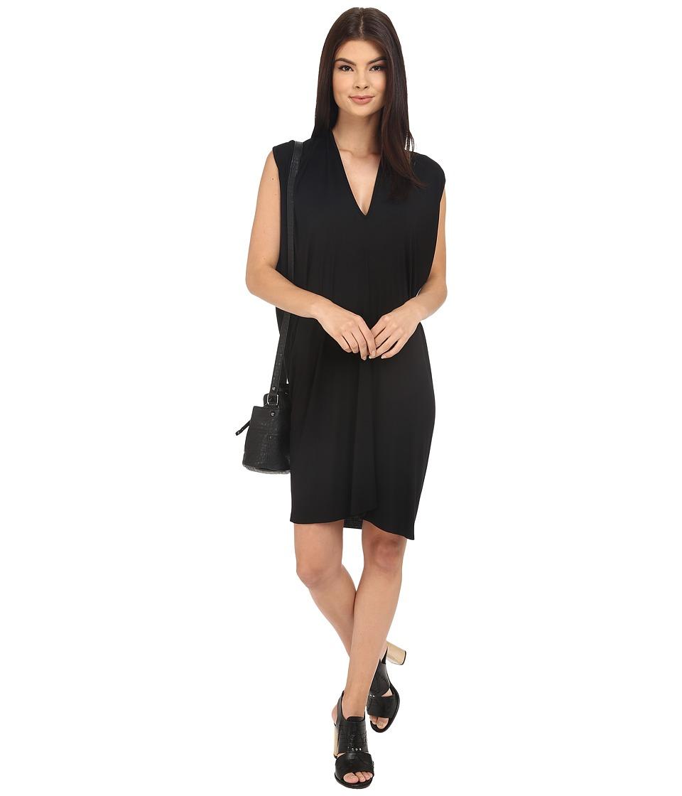 Clayton - Cove Dress (Black) Women's Dress