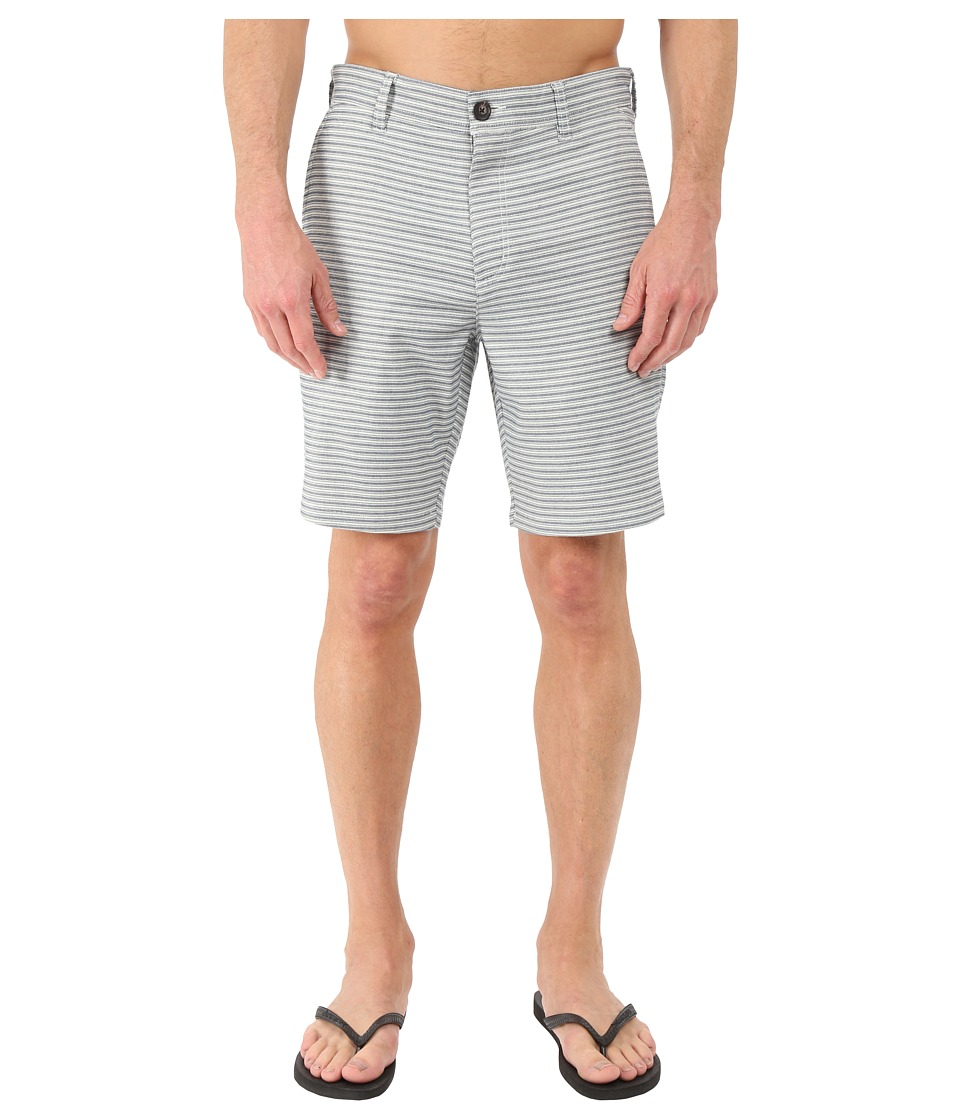 RVCA - Feelz Walkshorts (Silver Beach) Men's Shorts