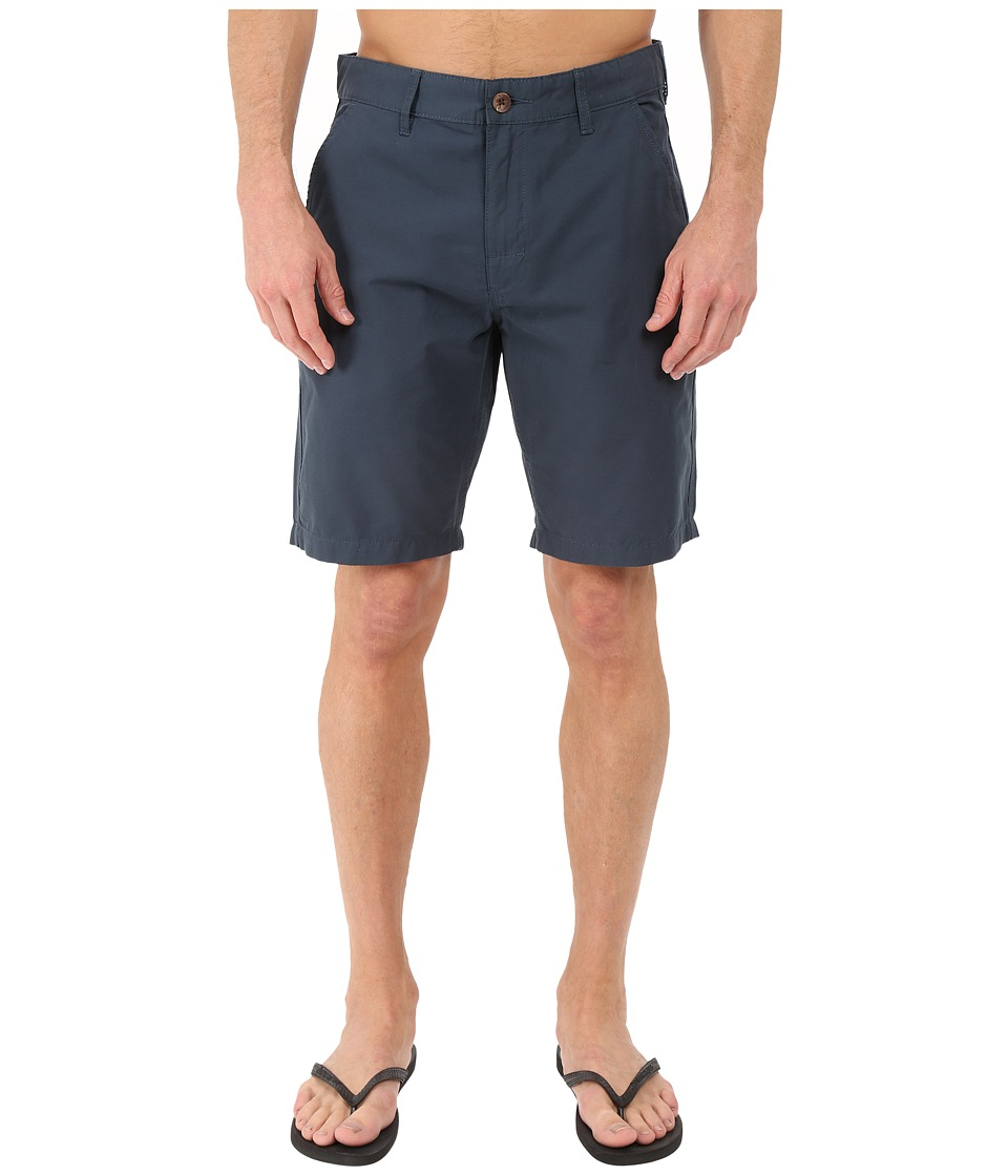 RVCA - Weekend Hybrid Shorts (Midnight) Men's Shorts