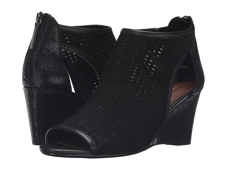 Donald J Pliner - Jace (Black Oily) Women's Shoes
