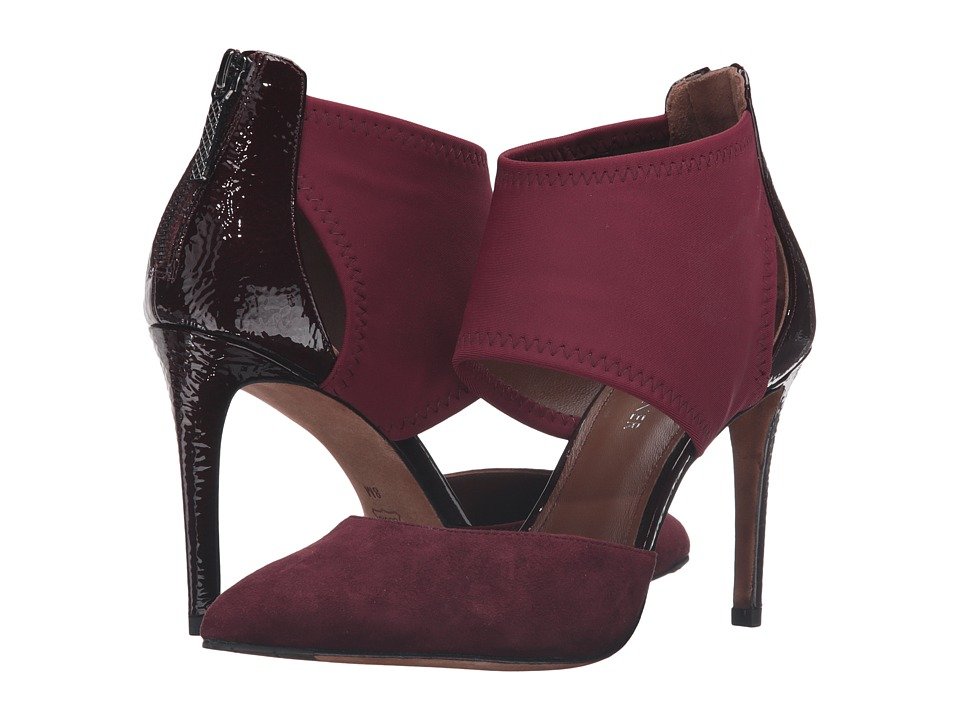 Donald J Pliner - Karis (Merlot) Women's Shoes