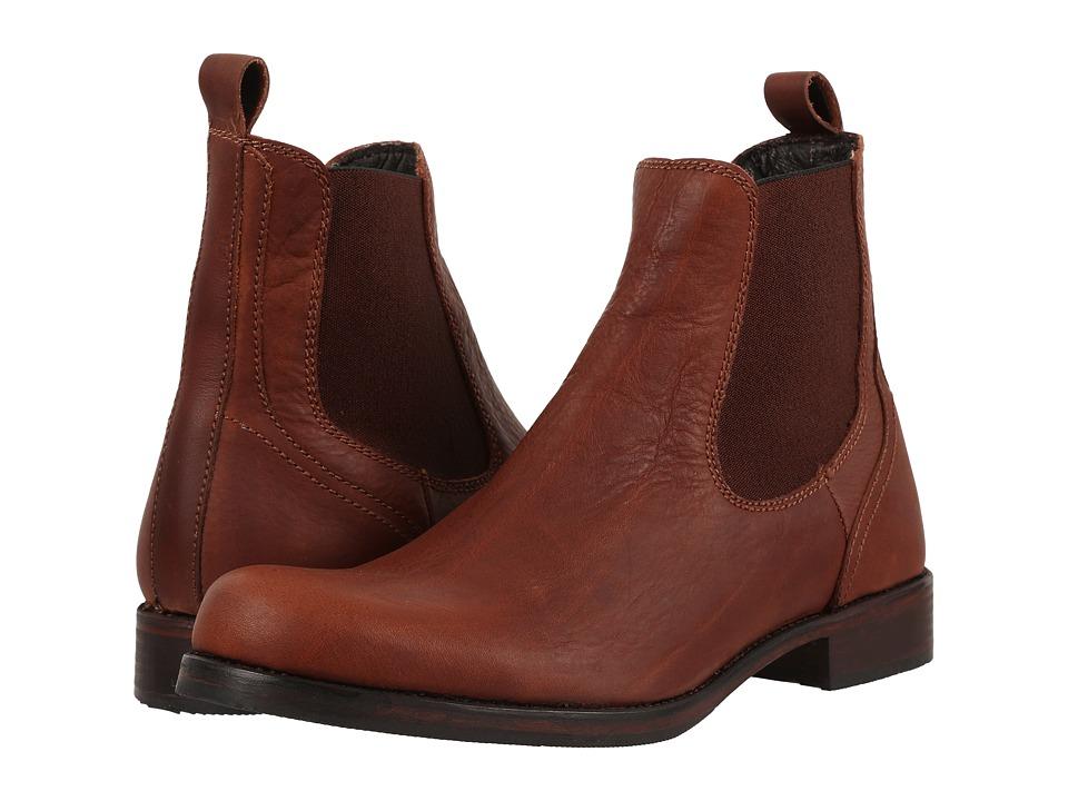 Wolverine - Alec 6 Waterproof Boot (Dark Brown Leather) Men's Boots