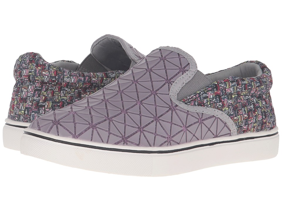 bernie mev. - Verona Web (Ice/Grey) Women's Slip on Shoes
