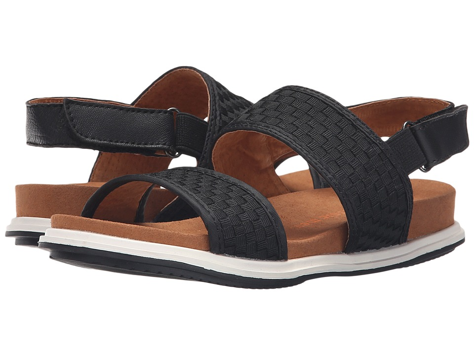 bernie mev. - Atlantis (Black) Women's Sandals