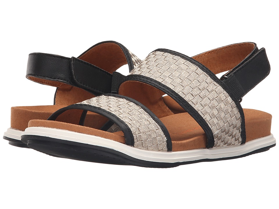 bernie mev. - Atlantis (Light Gold) Women's Sandals