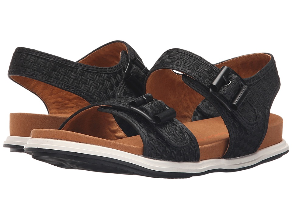 bernie mev. - Denver (Black) Women's Sandals