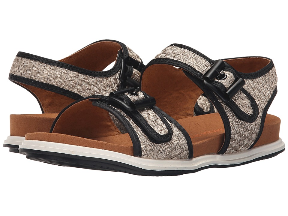 bernie mev. - Denver (Light Gold) Women's Sandals