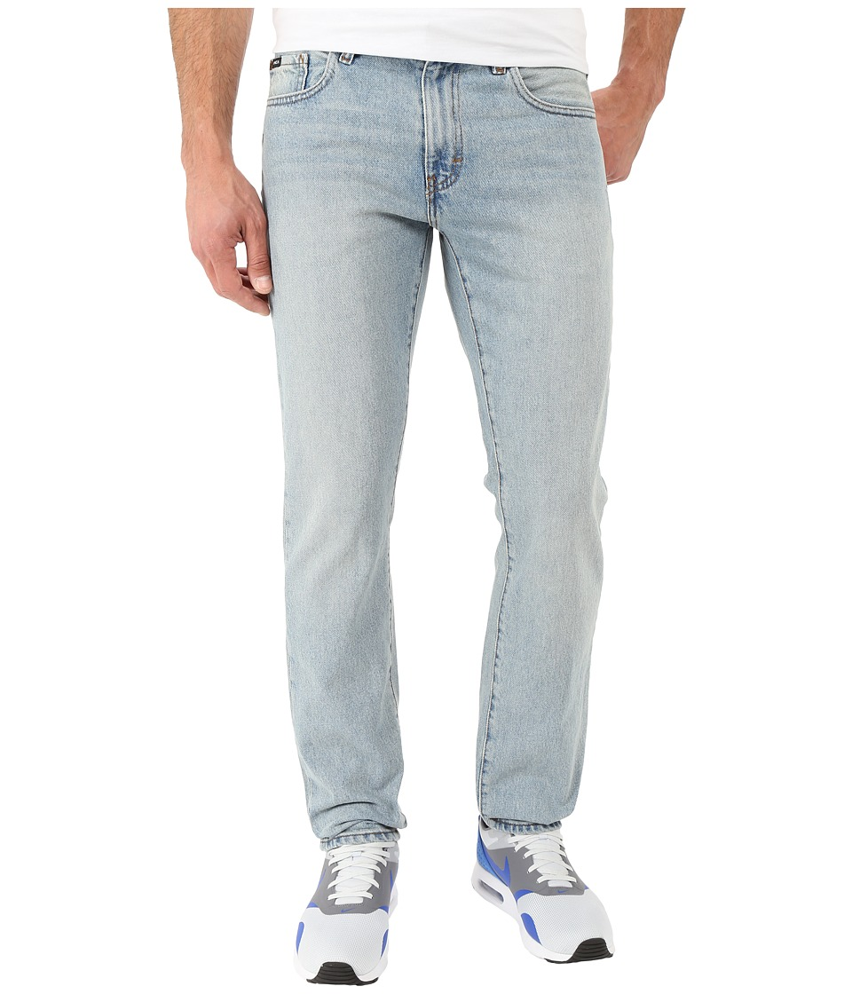RVCA - Daggers Denim in Vintage Bleach (Vintage Bleach) Men