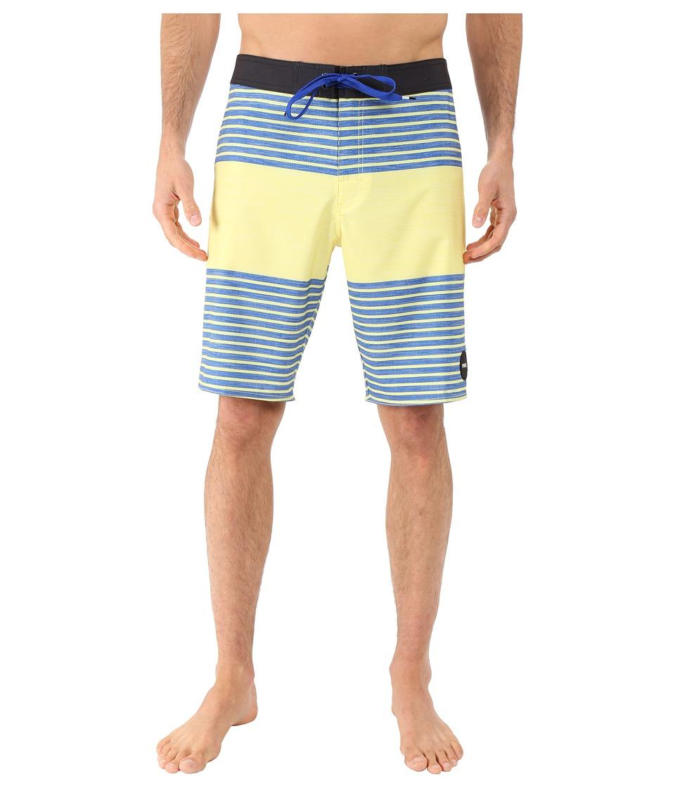 RVCA - Sinister Boardshorts (Olympian Blue) Men's Swimwear