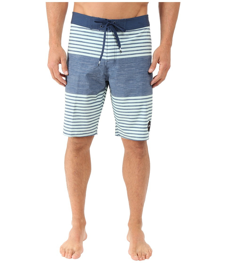 RVCA - Sinister Boardshorts (Dark Denim) Men's Swimwear