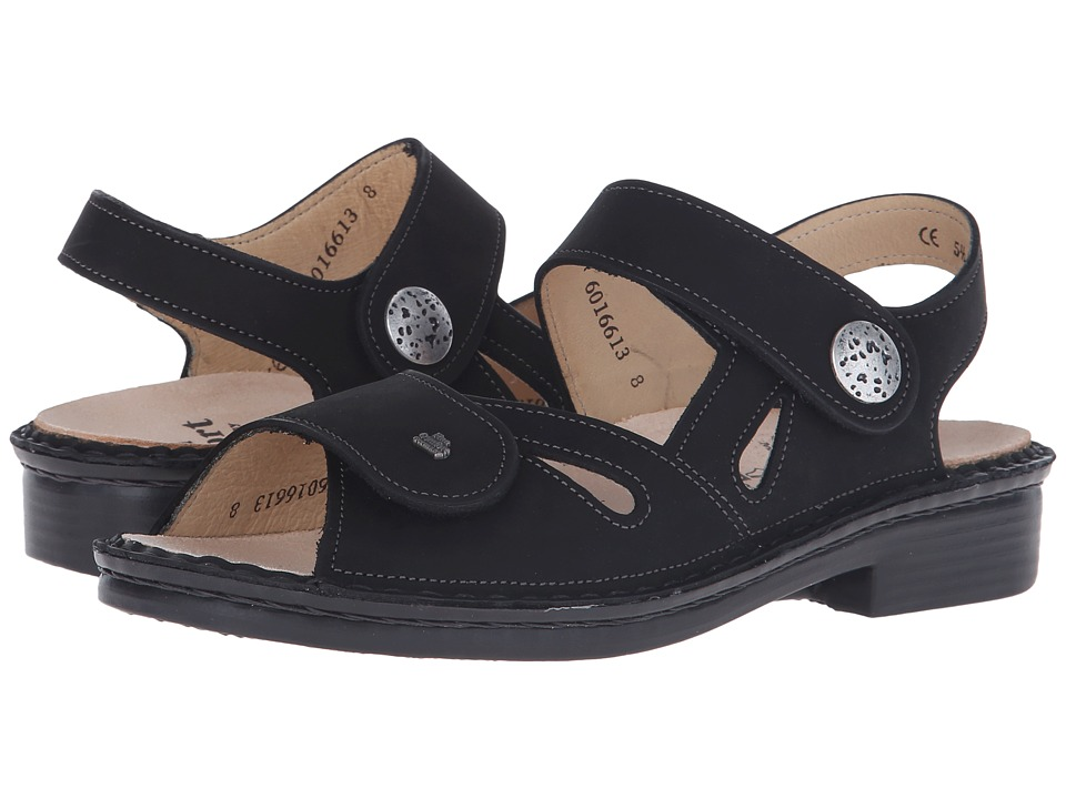 Finn Comfort - Costa (Black) Women