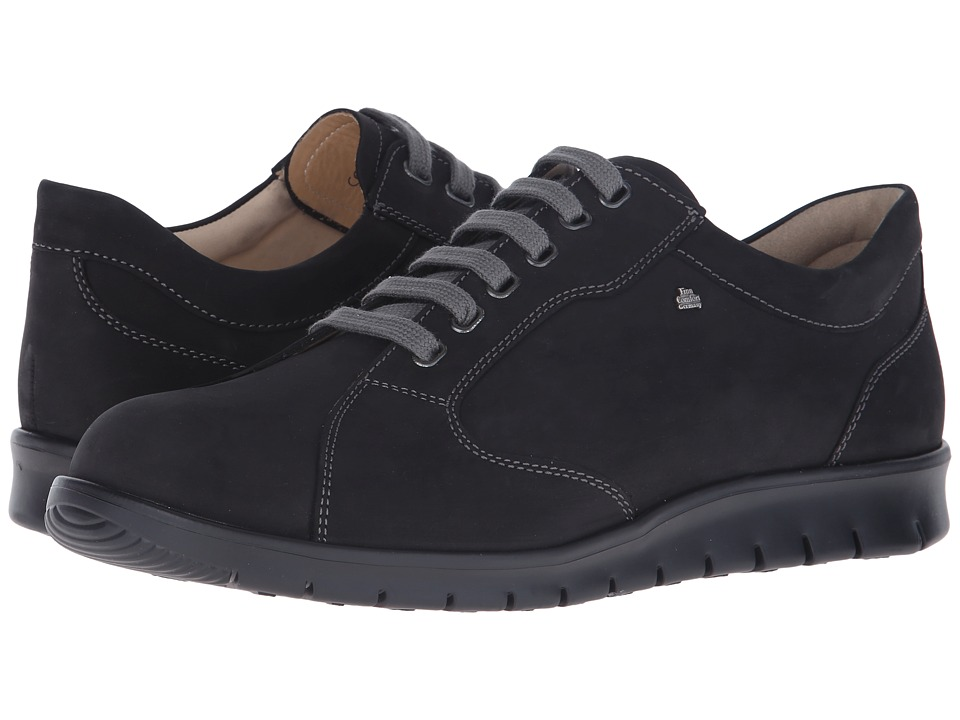 Finn Comfort - Chennai (Black) Men's Shoes