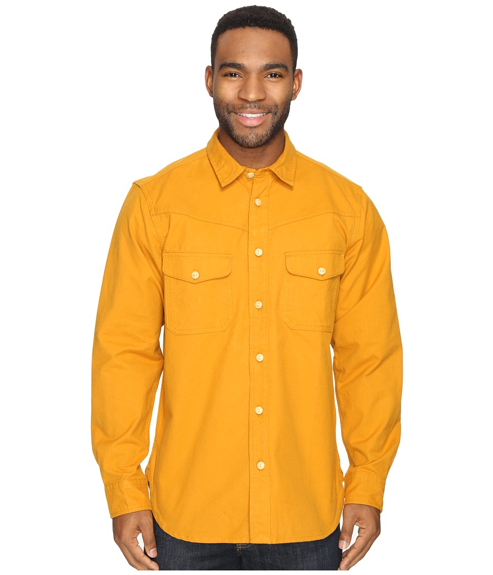 Filson - Yukon Chamois Shirt (All Spice) Men's Clothing