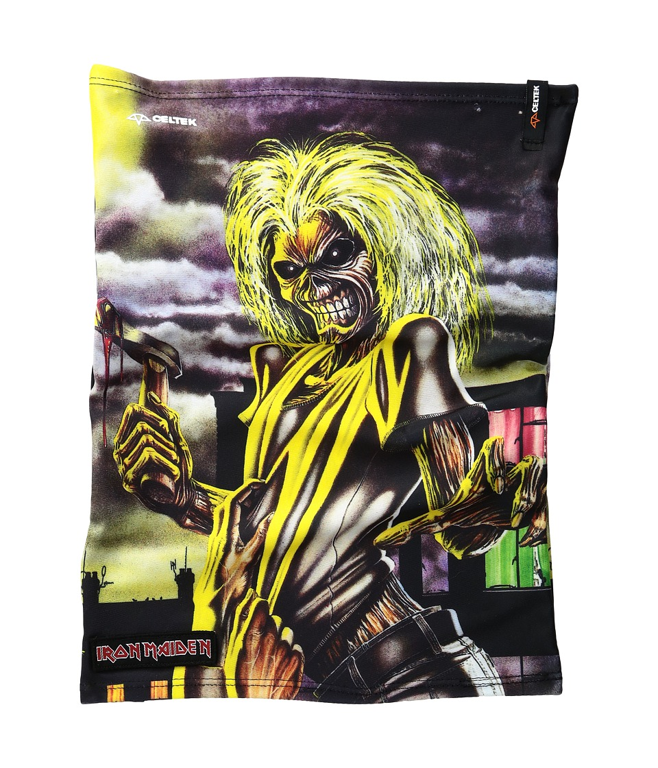 Celtek - Payson Neck Gaiter (Iron Maiden Killers) Scarves