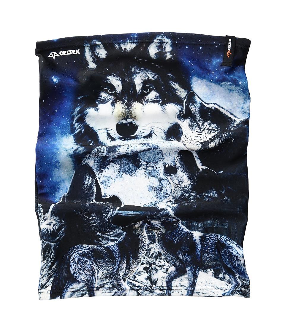 Celtek - Payson Neck Gaiter (Wolf Pack) Scarves