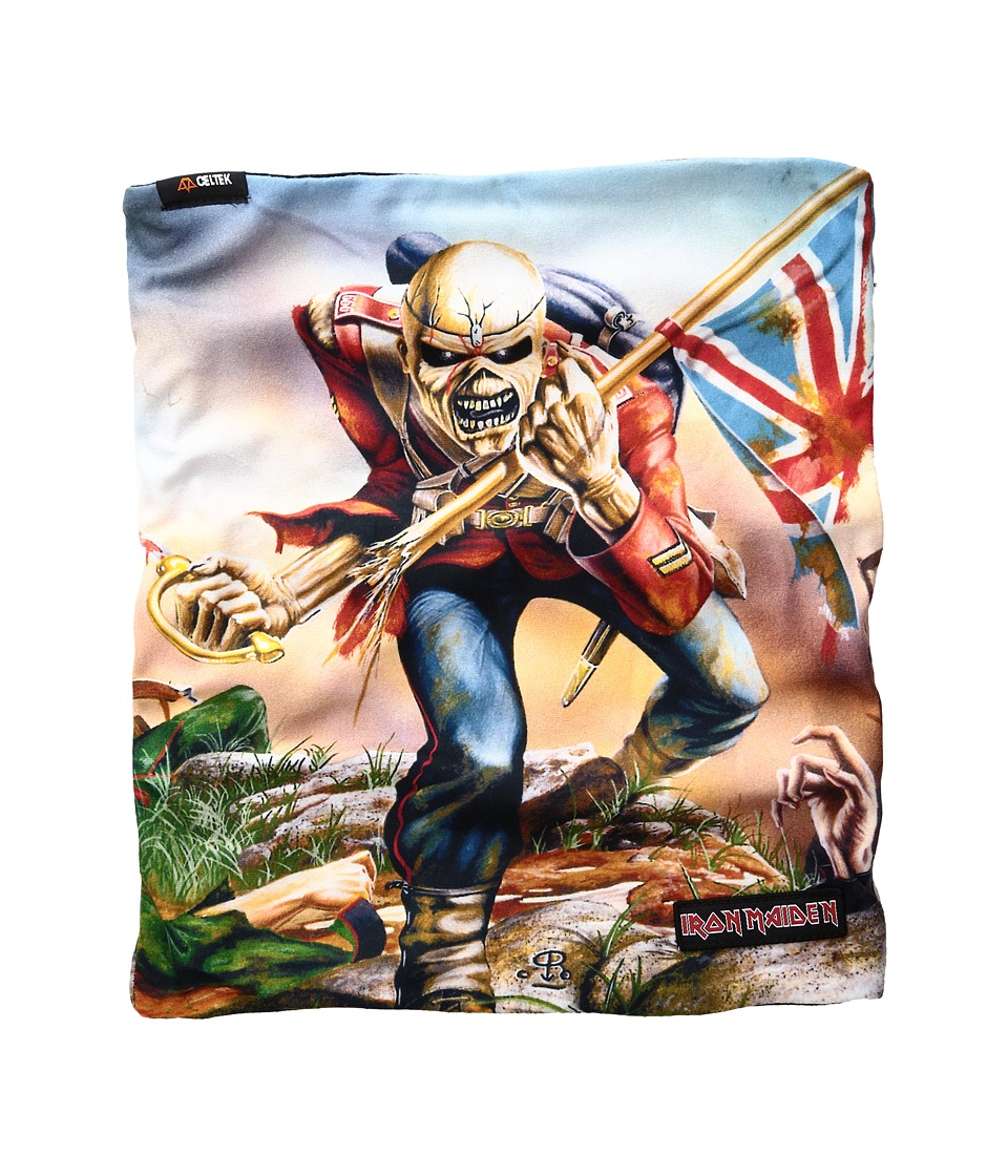 Celtek - Meltdown Neck Gaiter (Iron Maiden Trooper) Scarves